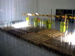 SLIP SLIP SLIP performance by SIMON HITZIGER & JEAN-FRANÇOIS ROBARDET